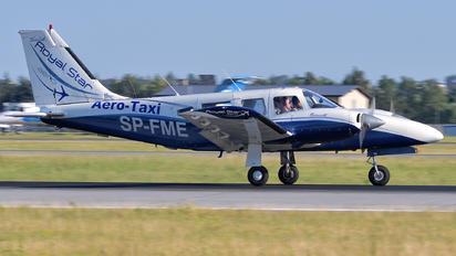 SP-FME - Royal Star Aero PZL M-20 Mewa