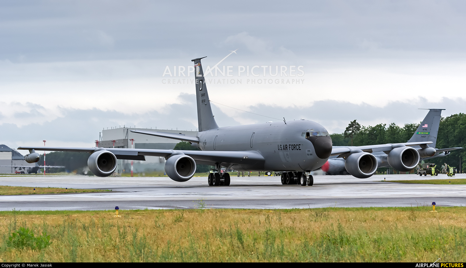 USA - Air Force 58-0118 aircraft at Powidz