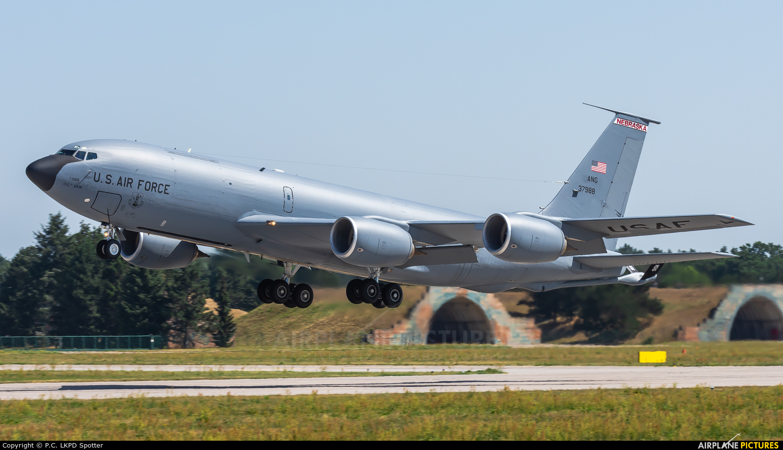 USA - Air Force 63-7988 aircraft at Pardubice