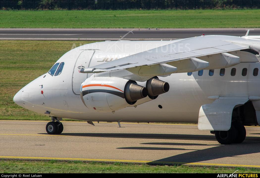 Jota Aviation G-SMLA aircraft at Rotterdam