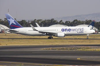 CC-CXJ - LAN Airlines Boeing 767-300ER