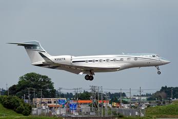 N302TR - Wilmington Trust Company Gulfstream Aerospace G650, G650ER
