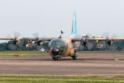 345 - Jordan - Air Force Lockheed C-130H Hercules aircraft