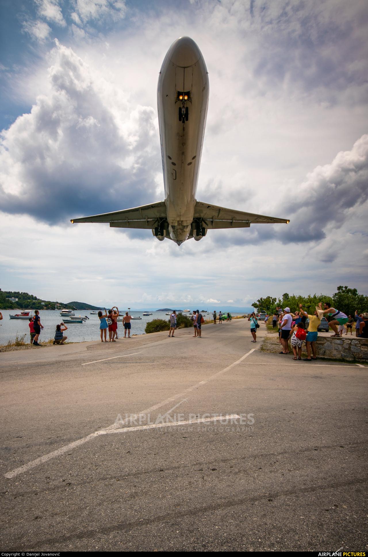 Volotea Airlines EI-FGH aircraft at Skiathos