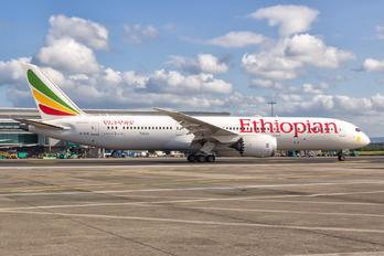 ET-AUR - Ethiopian Airlines Boeing 787-9 Dreamliner