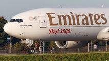 A6-EFO - Emirates Sky Cargo Boeing 777F aircraft