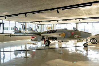 HB-RVY - Fliegermuseum Altenrhein de Havilland DH.112 Venom FB.50