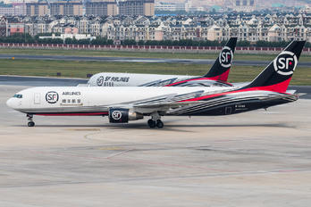 B-208R - SF Airlines Boeing 767-300F