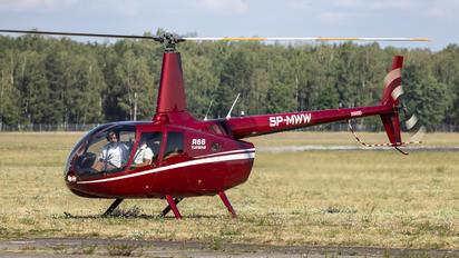 SP-MWW - Private Robinson R66