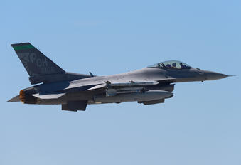 89-2106 - USA - Air Force General Dynamics F-16C Fighting Falcon