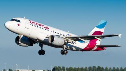 D-ABGR - Eurowings Airbus A319