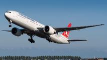 TC-JJZ - Turkish Airlines Boeing 777-300ER aircraft