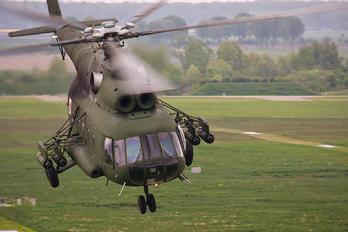 - - Poland - Air Force Mil Mi-8