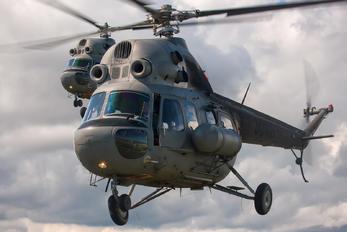 - - Poland - Navy Mil Mi-2