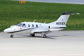 N531EA - Private Eclipse EA500