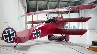 G-FOKK - Private Fokker DR1 Triplane