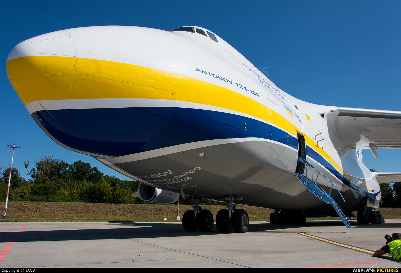Antonov Airlines /  Design Bureau UR-82029 aircraft at Wrocław - Copernicus