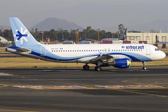 XA-IJT - Interjet Airbus A320