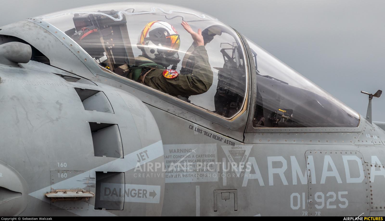 Spain - Navy VA.1B-37 aircraft at Fairford