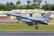 687 - Norway - Royal Norwegian Air Force General Dynamics F-16A Fighting Falcon aircraft