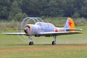 OM-JKK - Private Aerostar SA Yak 52 aircraft