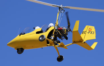 EC-FX3 - Private ELA Aviacion ELA 07