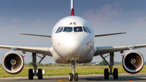 OE-LXE - Austrian Airlines/Arrows/Tyrolean Airbus A320 aircraft