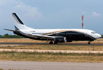 LY-BGS - KlasJet Boeing 737-300