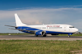 LZ-EBA - Electra Airways Boeing 737-400