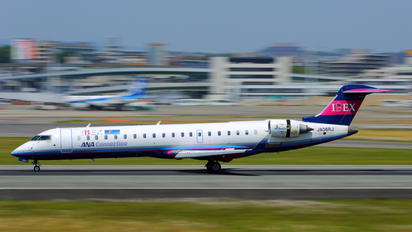 JA06RJ - Ibex Airlines - ANA Connection Canadair CL-600 CRJ-702