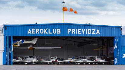 - - Aeroklub Prievidza - Airport Overview - Hangar