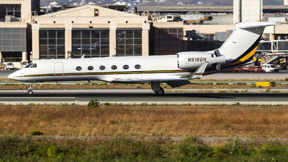 N516GH - Private Gulfstream Aerospace G-V, G-V-SP, G500, G550
