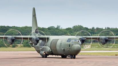 ZH879 - Royal Air Force Lockheed Hercules C.4
