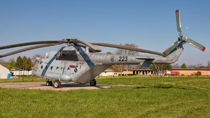 223 - Croatia - Air Force Mil Mi-171