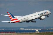 N831AA - American Airlines Boeing 787-9 Dreamliner aircraft
