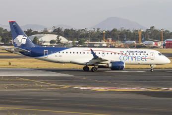 XA-ACI - Aeromexico Connect Embraer ERJ-190 (190-100)