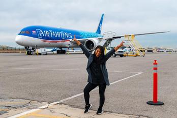 F-OMUA - Air Tahiti Nui - Aviation Glamour - People, Pilot