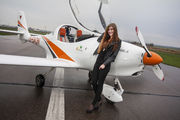 - - Private Aquila 210 aircraft
