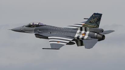 FA-57 - Belgium - Air Force General Dynamics F-16AM Fighting Falcon