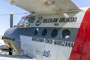 SP-AOM - Aeroklub Dolnosląski Antonov An-2 aircraft