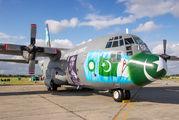 3766 - Pakistan - Air Force Lockheed C-130B Hercules aircraft
