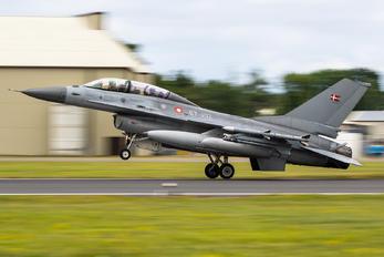 ET-197 - Denmark - Air Force General Dynamics F-16B Fighting Falcon