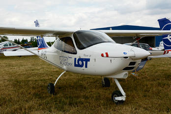 SP-LFC - LOT Flight Academy Tecnam P2008