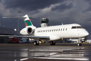 LX-PAK - Private Bombardier BD-700 Global 6000 aircraft
