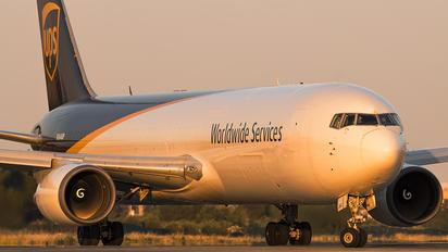 N364UP - UPS - United Parcel Service Boeing 767-300F
