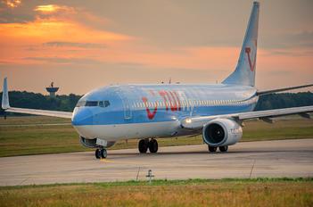 D-ATYH - TUIfly Boeing 737-8K2