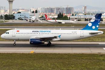 EX-32007 - Avia Traffic Company Airbus A320