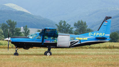 D-FPRF - Private Cessna 208 Caravan