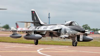 ZZ191 - Hawker Hunter Aviation Hawker Hunter F.58