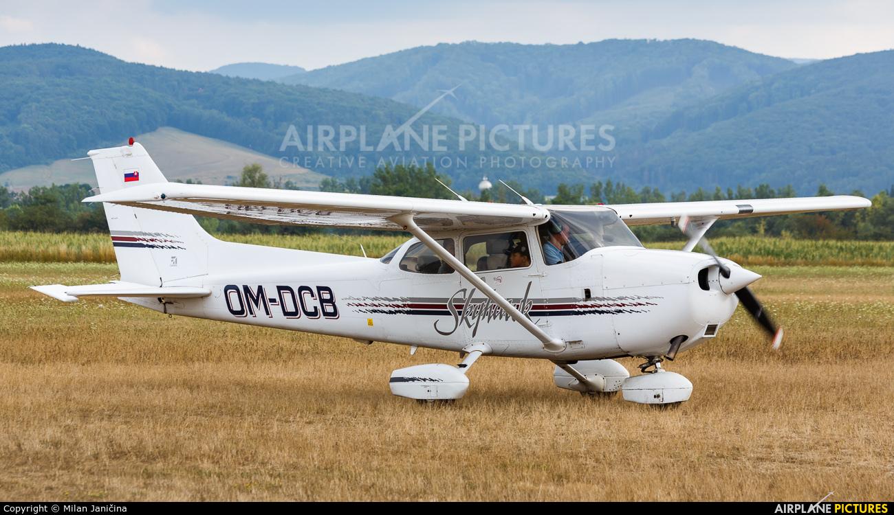 Aeroklub Dubnica nad Vahom OM-DCB aircraft at Dubnica nad Vahom - Slavnica